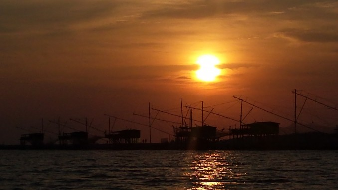 Panoramic excursions at the sunset -       Chioggia Navigazione srl